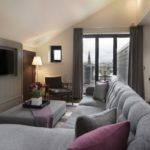 Luxury serviced apartments Lounge at Old Town Chambers