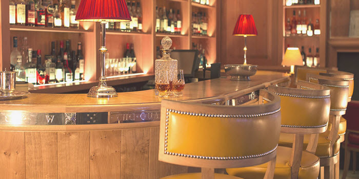 The Quaich Bar | The Craigellachie Hotel