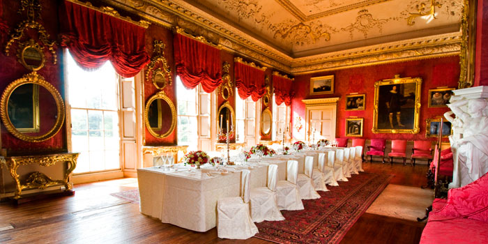 Hopetoun House Private Dining