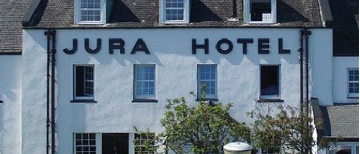 The Jura Hotel, Isle of Jura