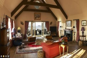 Boathouse Archerfield Luxury Apartment Scotland