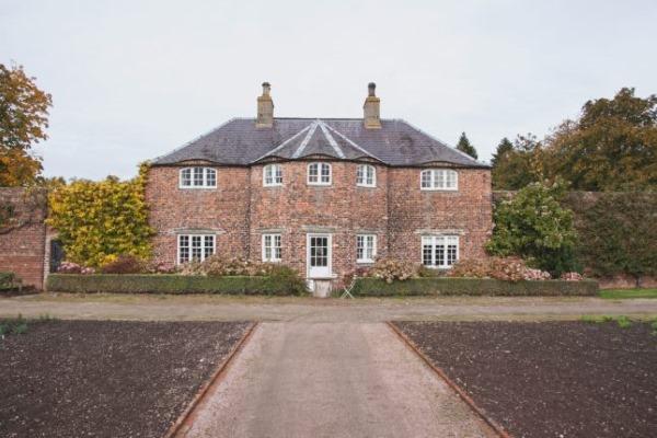Gordon Castle garden cottage
