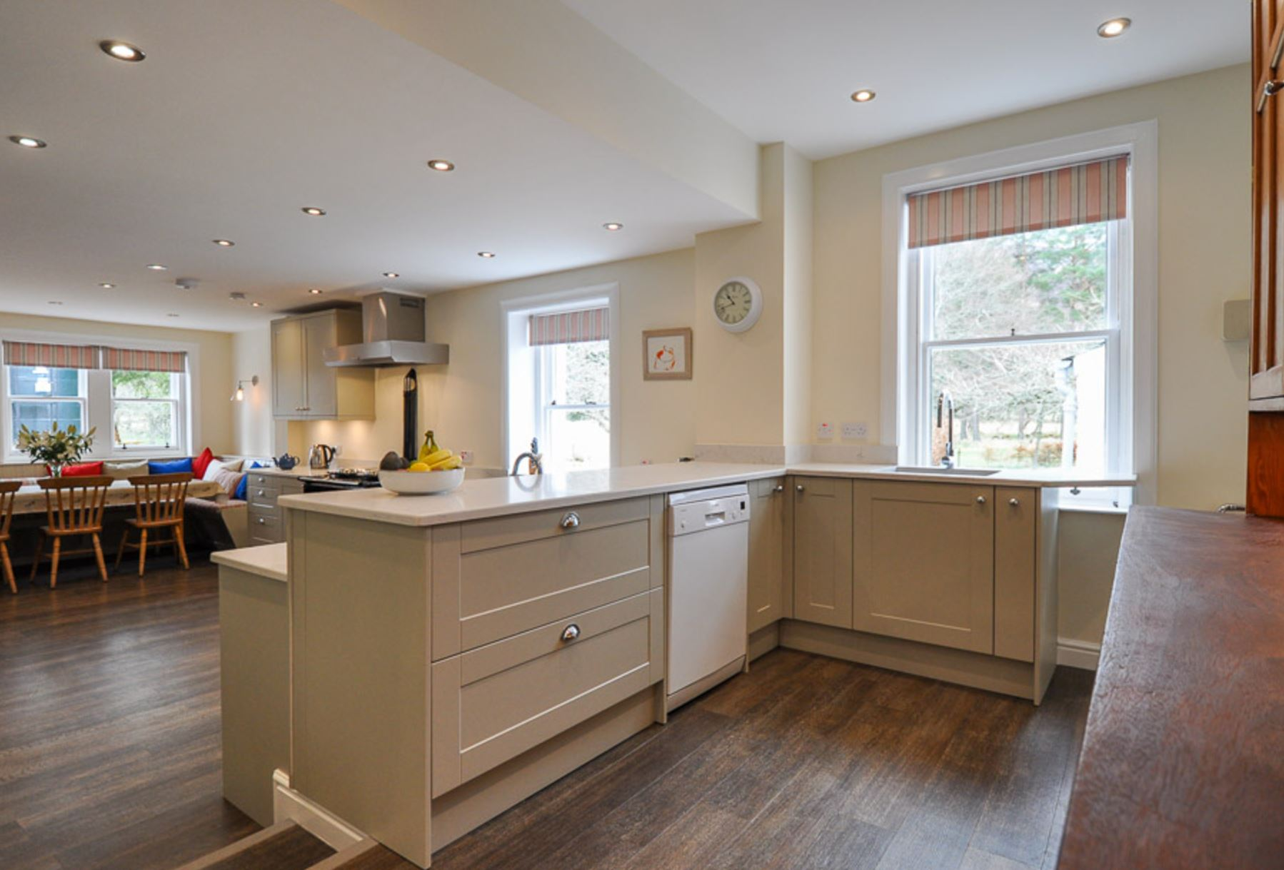 Cray house luxury self catering country house perthshire for Luxury kitchens scotland