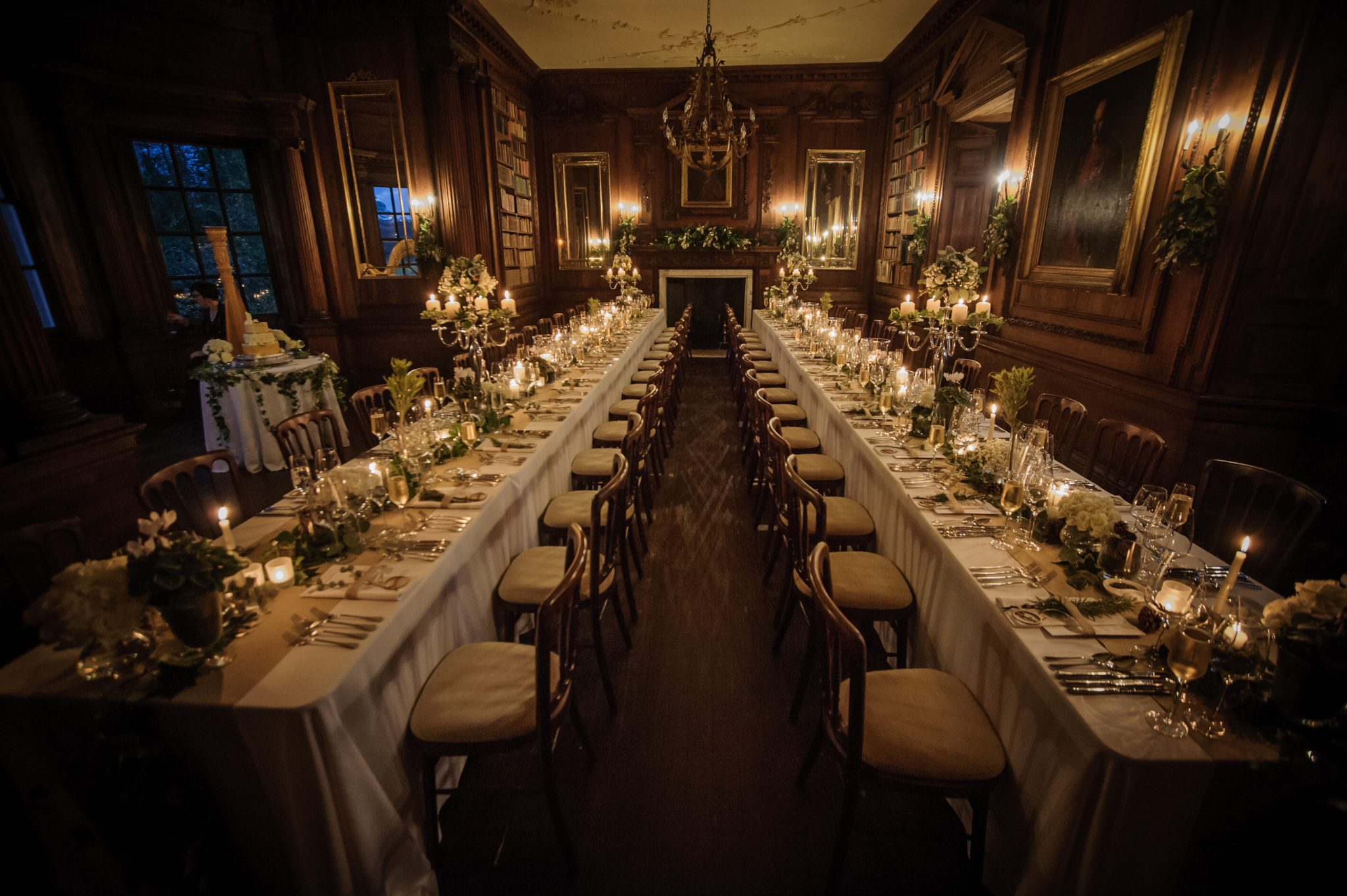 Private dining exclusive use house gilmerton house nr for Best private dining rooms edinburgh