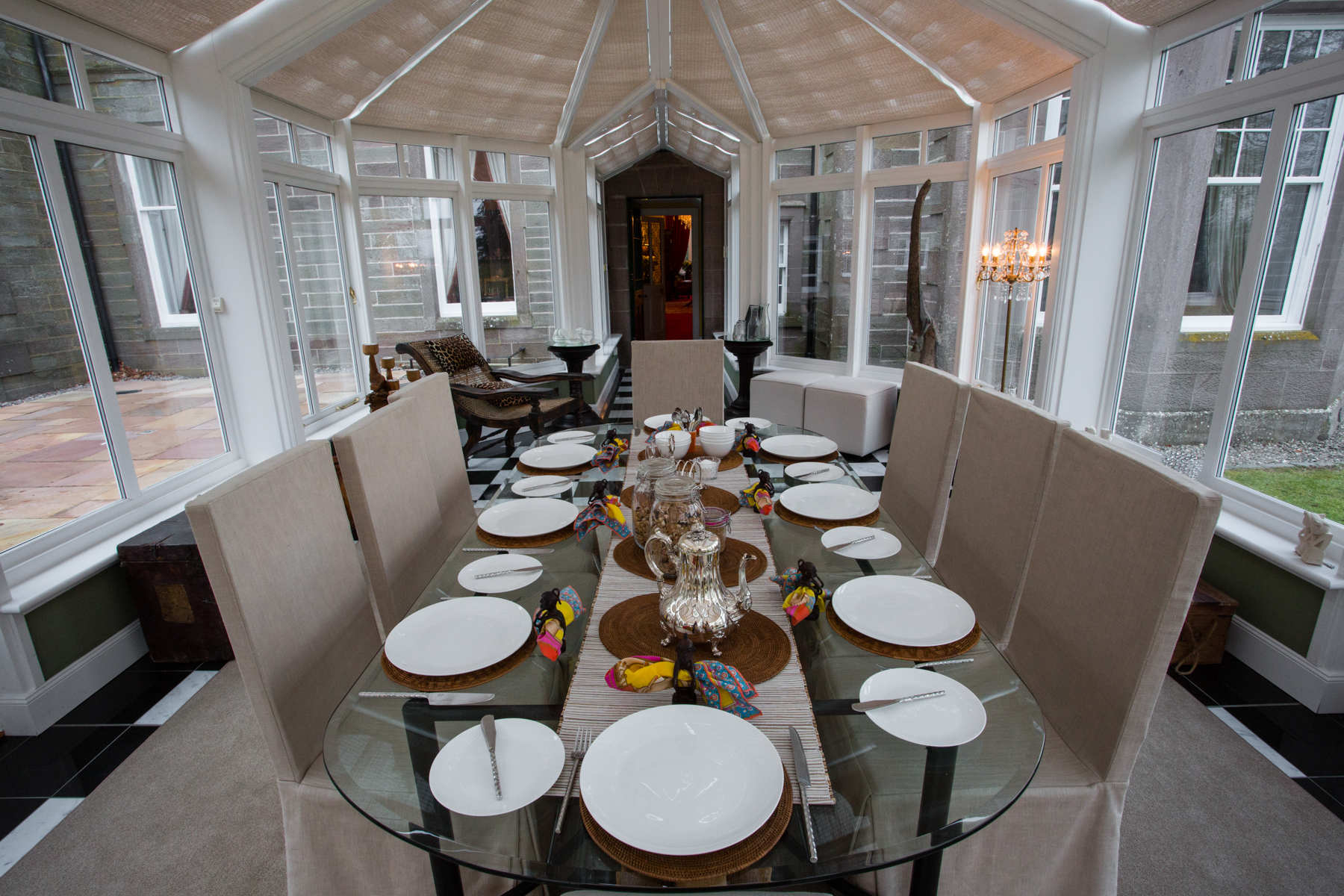 House of Turin Private Dining Luxury Exclusive Use House ...