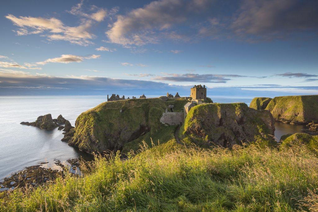 Dunotarr Castle, Stonehaven