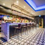 GandV Hotel Epicurean cocktail Bar Edinburgh