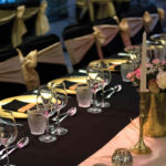 Private Dining GandV Luxury Hotel edinburgh