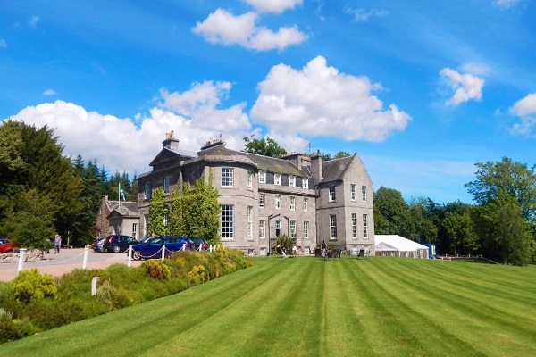 country house in aberdeenshire