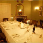 Raemoir House Private dining scotland