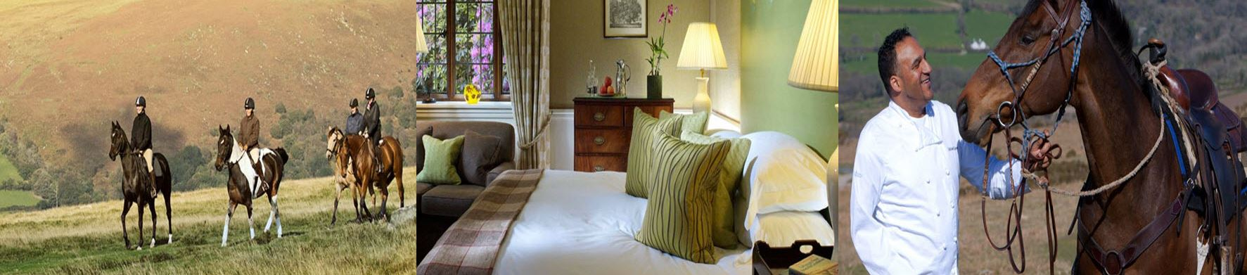 Luxury breaks gidleigh park hotel