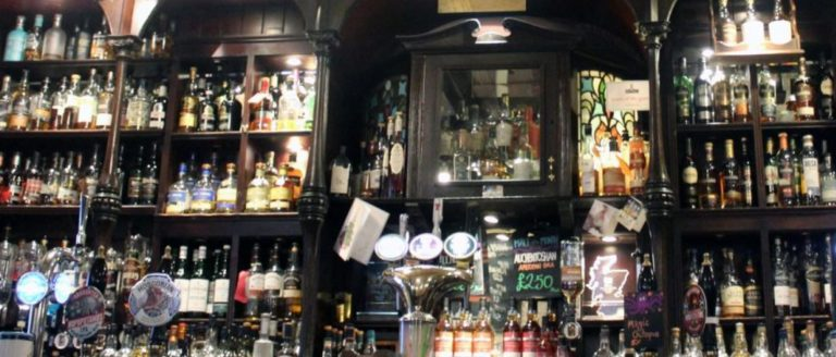 Il Recommends Top 20 Whisky Bars In Uk Amp Ireland