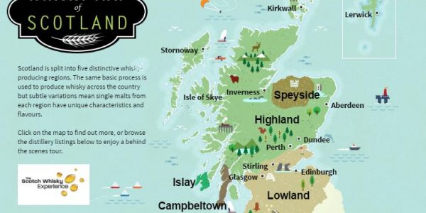 Islay Scotland Map.Exclusive Offer The Islay Whisky Experience On The Hebridean Island