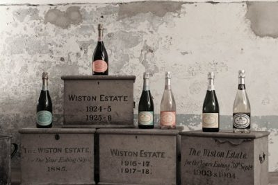 Wiston Estate Winery Award winning sparkling wine