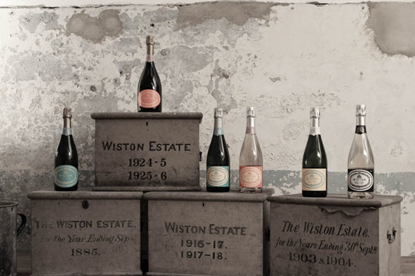 Wiston Estate Winery Award winning sparkling wine