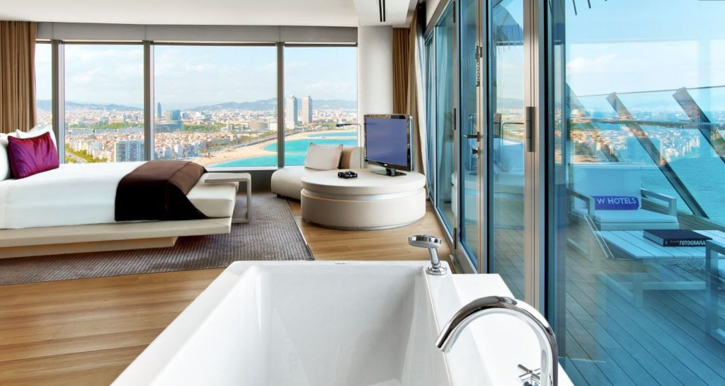 Suite W Hotel Barcelona