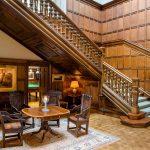 Dundas Castle Hallway Informed Luxury