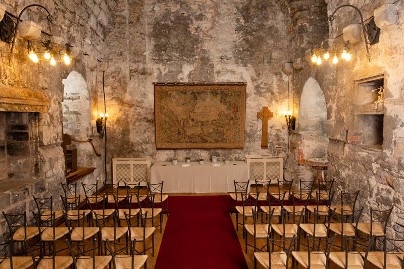 Dundas Castle Great Hall weddings