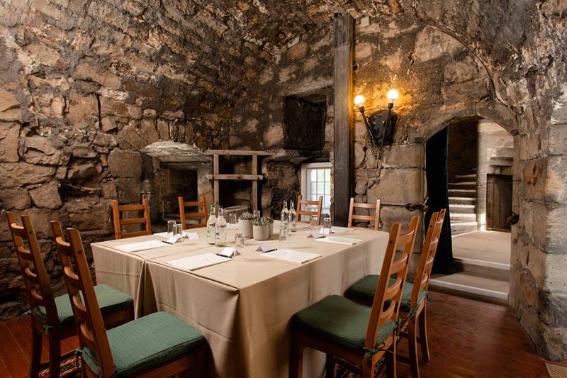 Dundas Castle Wallace Lair corporate events
