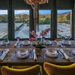 The Gart exclusive use mansion dining room