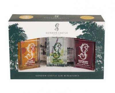 Gordon Castle Gin Gift Set