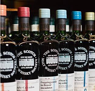 SMWS Whisky Gift membership
