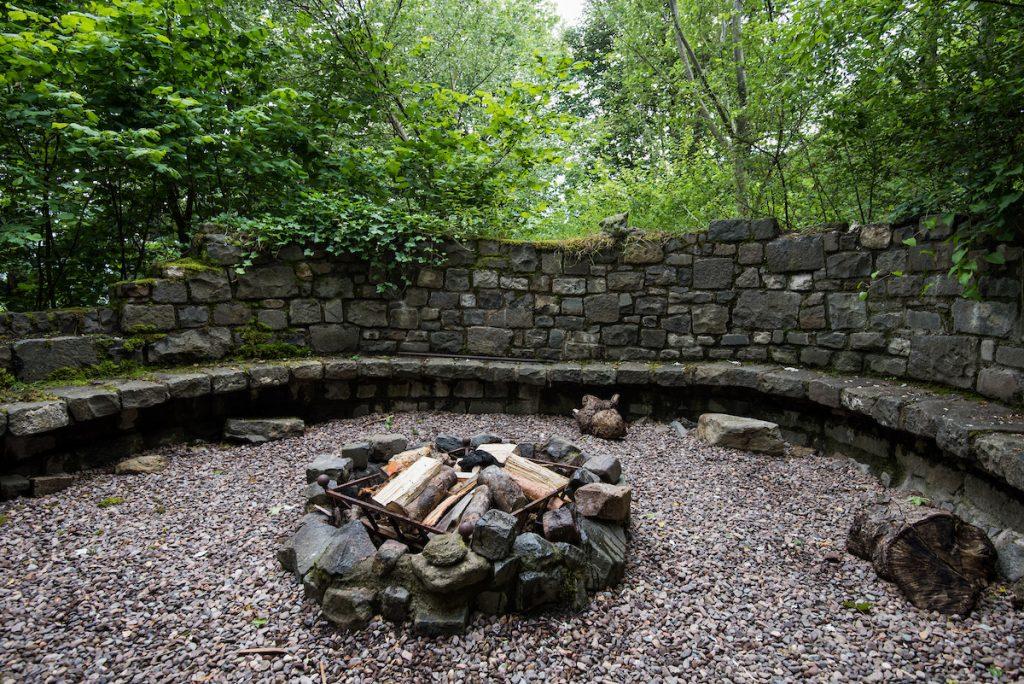 Stucktaymore Fire Pit