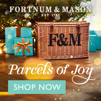 Fortnum & Mason luxury gift hampers