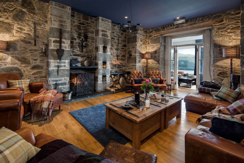 Stucktaymore Exclusive Use for Short Breaks & Holidays in ...
