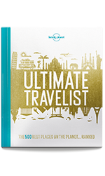 Lonely Planet The Ultimate Travelist