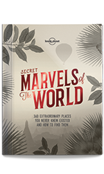Lonely Planet Secret Marvels of The World