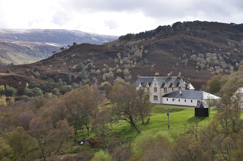 Alladale Lodge