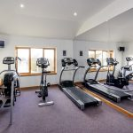 Alladale Lodge Gym