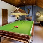 Alladale Lodge Games Room