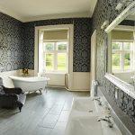 Blairquhan Castle Queens bathroom