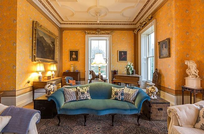 Wardhill Castle Exclusive Use Luxury for Special Birthdays ...