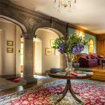 Blair Estate Scotland Luxury Exclusive use Ingle Room