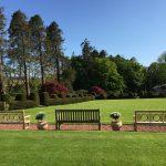 Blair Estate Scotland Luxury Exclusive use Croquet Lawn