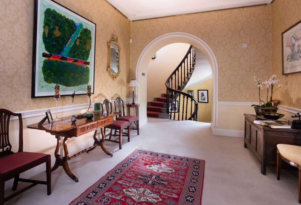 Blair Estate Scotland Luxury Exclusive use Upperhall