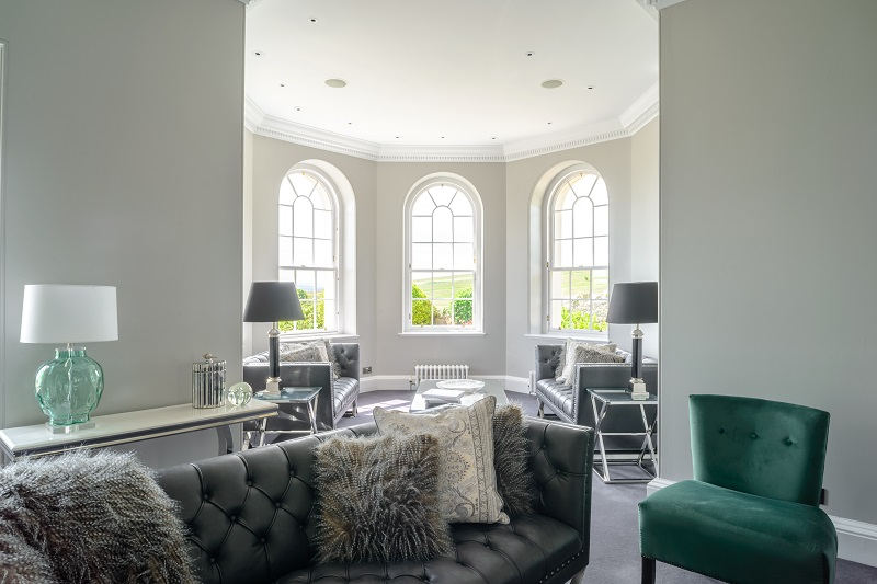 Edgehill House, exclusive use private parties Gullane